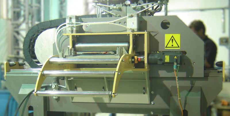 coil fed punching machine